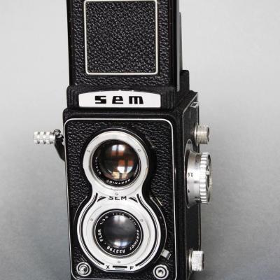 *Sem Semflex oto 3,5B (tipe 31) 1959-1966*